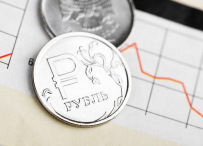 Рубль поставил игру на повышение на паузу
