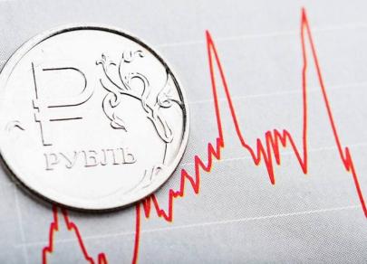 Рубль намекает на рост