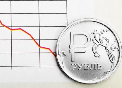 USD/RUB настроена на отметку $65