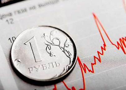 Рубль рвется к вершинам, превысив отметку $65,5