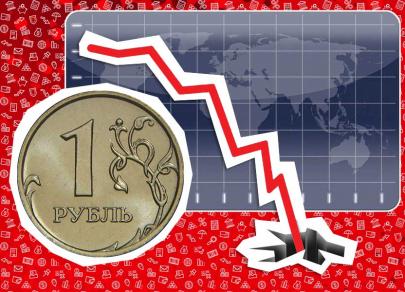 Российская валюта в замешательстве: падение в разгаре