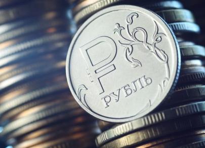 Российская валюта укрепилась на волне спроса на рисковые активы