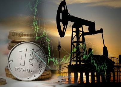 Рост нефти помогает российской валюте