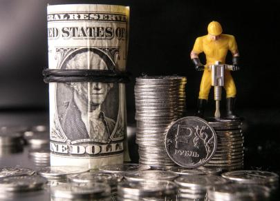 Рубль: до выборов в США тренд на снижение до 80 за доллар сохранится
