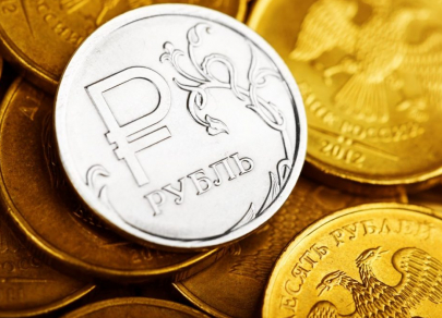 Российская валюта опасается снижения