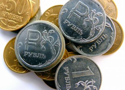 Российская валюта: коррекция продолжается