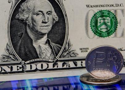 Рублю все хуже: Санкции против госдолга обретают реальные очертания