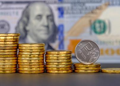 Геополитические страхи ослабляют рубль