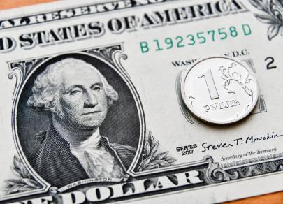 Динамику российской валюты определит отчет по инфляции в США