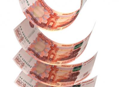 Российская валюта расправила крылья