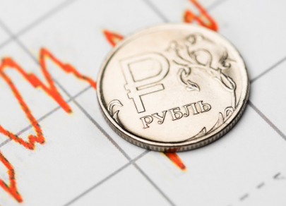 Российская валюта: вероятность жесткой просадки сохраняется