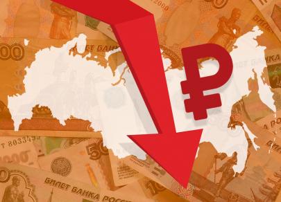 Рубль на грани сильного падения из-за ОПЕК