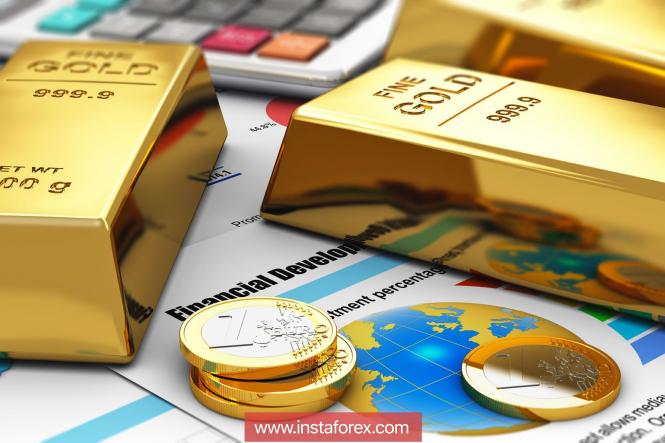 InstaForex Analytics: Почему золото дешевеет? Логические причины