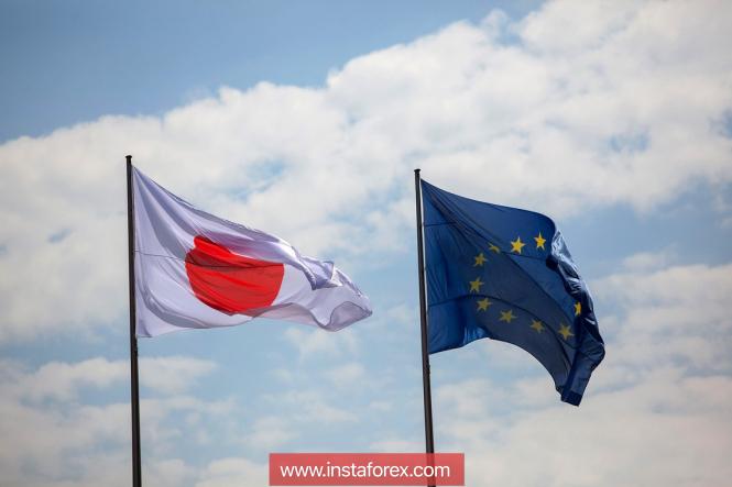 InstaForex Analytics: ЕС и Япония создают крупнейшую в мире зону свободной торговли товарами и услугами