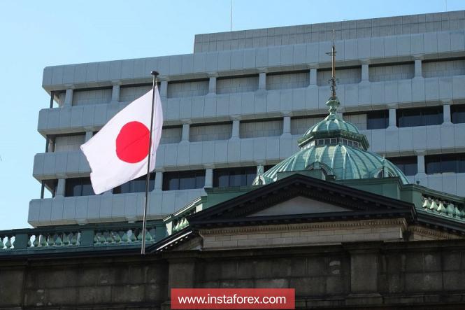 InstaForex Analytics: USD / JPY. Мечът на Дамокъл за японската йена