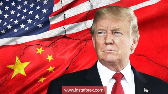 InstaForex Analytics: EUR/USD: Trump pode quebrar o impulso de alta na segunda-feira