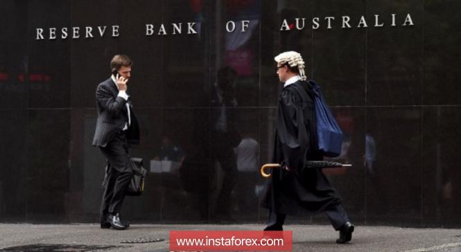 InstaForex Analytics: 澳元/美元:澳大利亚央行的乐观情绪和美国人的空白照片