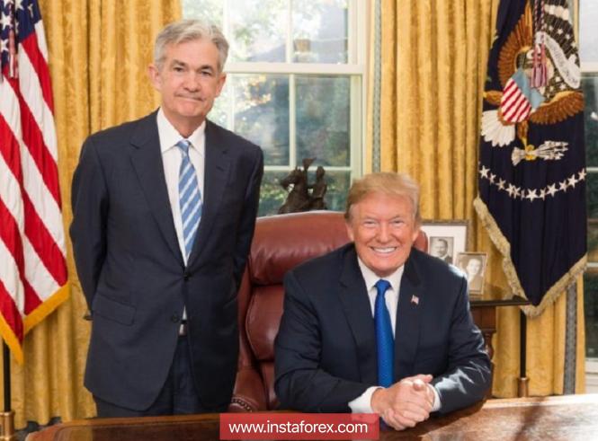 InstaForex Analytics: Le parole di Trump non sono un editto per la Fed