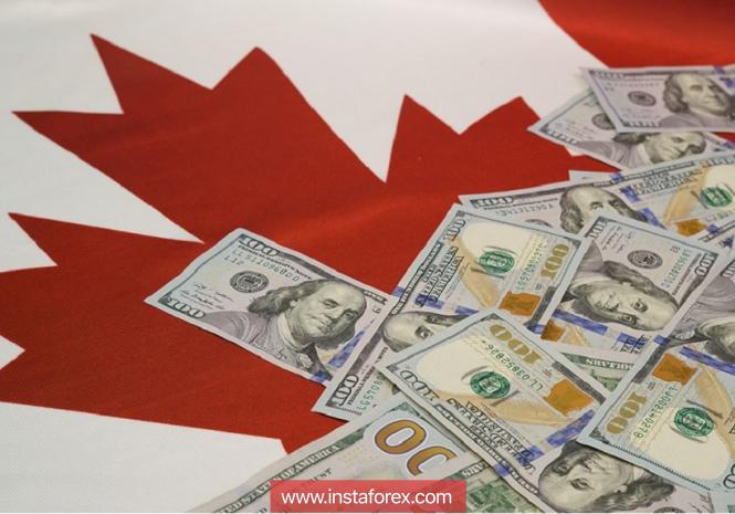 InstaForex Analytics: USD / CAD. Perché il canadese perde forza?