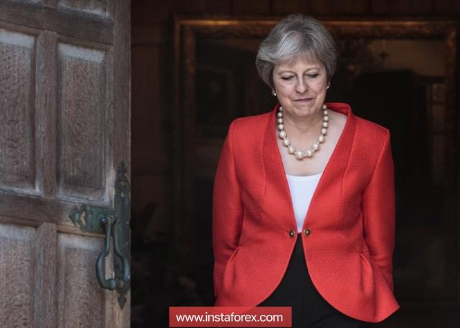 InstaForex Analytics: Brexit: Лидер Консервативной партии Великобритании Тереза Мэй может быть отправлена в отставку уже сегодня вечером