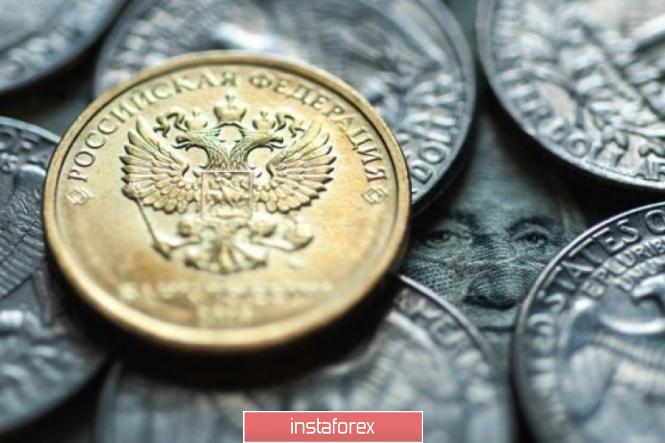 InstaForex Analytics: USD/RUB: рубль вскоре может наверстать утраченные позиции