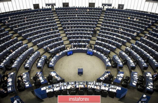InstaForex Analytics: EUR/USD. В Европарламенте меняется баланс сил, но евро сохраняет спокойствие