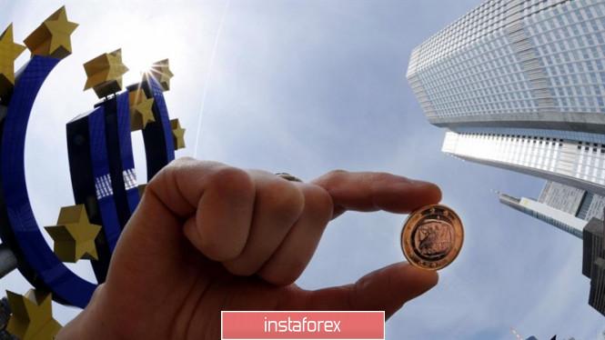 InstaForex Analytics: ECB mungkin akan mengejutkan pasaran dan menjadikan Euro ke tahap rendah baru