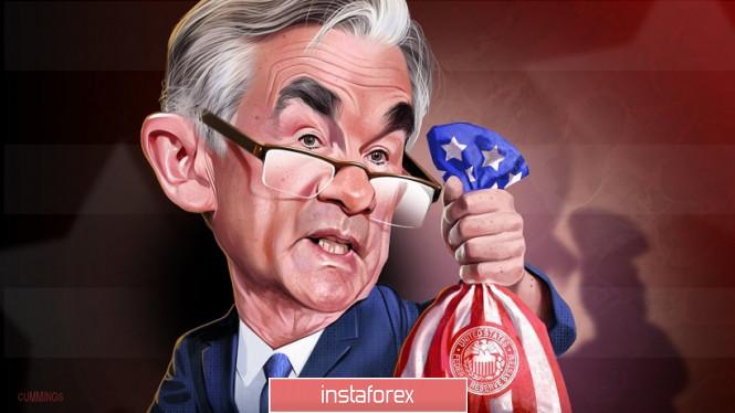InstaForex Analytics: EUR/USD. Прозрачные намёки Пауэлла и ответные шаги Китая: доллар рухнул по всему рынку
