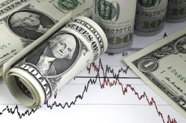 Der Dollar brach den Anstieg ab