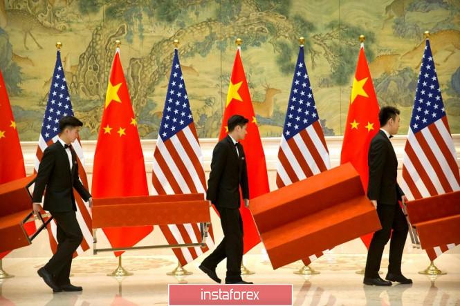 EUR/USD. Итоги американо-китайских переговоров: есть…