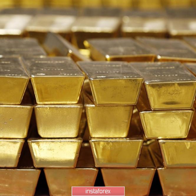 InstaForex Analytics: Златото е отново около 1500 долара, но е малко вероятно да се издигне над това ниво