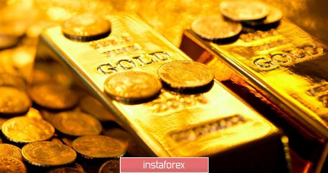 InstaForex Analytics: Златото е малко вероятно да остане в тесен диапазон, криейки се зад статуса си на безопасно убежище