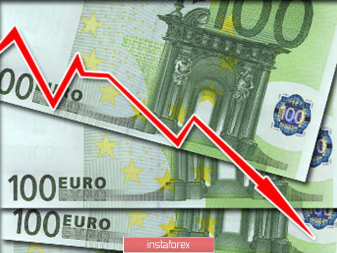 InstaForex Analytics: Tối hơn, thậm chí tối hơn: đồng euro một lần nữa được dự đoán sụp đổ