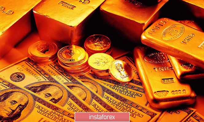 InstaForex Analytics: توقعات الذهب لشهري نوفمبر وديسمبر
