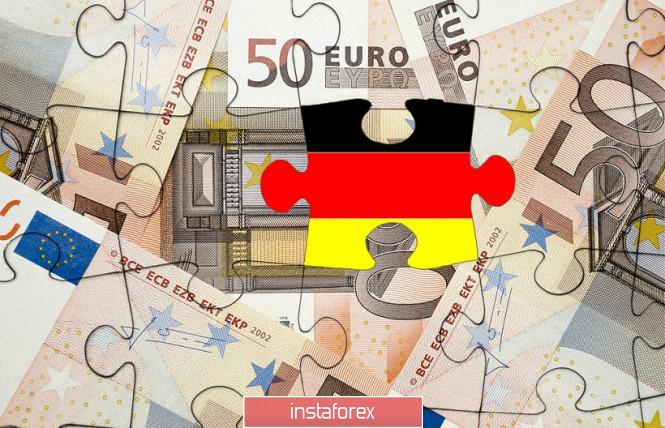 InstaForex Analytics: EURUSD. Trong đầm lầy của hướng đi ngang: nền kinh tế Đức giữ cặp đôi trong phạm vi