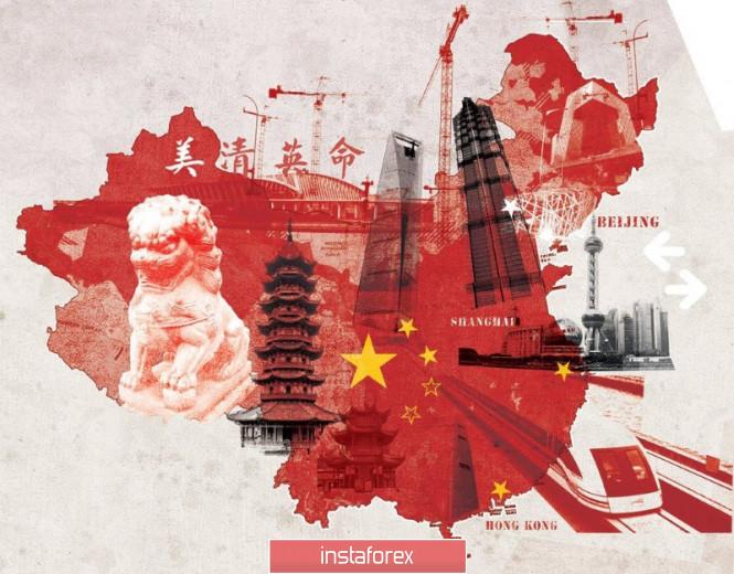 InstaForex Analytics: EURUSD: nền kinh tế của Trung Quốc sẽ chậm lại vào cuối năm nay. Các vấn đề với tăng trưởng đồng euro tiếp tục được quan sát