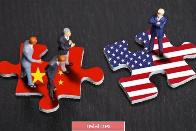 InstaForex Analytics: EURUSD: Biên bản của Fed có thể làm suy yếu vị thế của đồng đô la, tuy nhiên, sự gián đoạn của thỏa thuận thương mại Mỹ-Trung gây ra một mối đe dọa lớn, điều mà duy trì nhu cầu đô la Mỹ