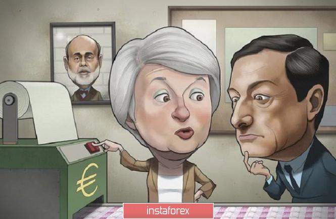 InstaForex Analytics:  EUR/USD e USD/CAD: la pressione sull'euro potrebbe tornare prima delle riunioni chiave delle banche centrali dell'Europa e degli Stati Uniti. Il dollaro canadese sta cercando di riconquistare la sua posizione