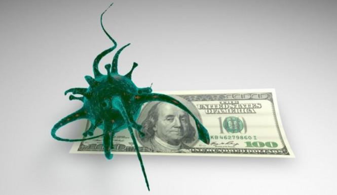 Risultato immagini per dollar virus