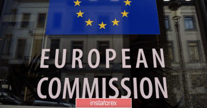 EURUSD и Oil: Евро продолжает катиться вниз. Еврокомиссия…