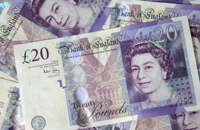 La libra esterlina pierde terreno