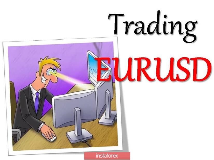 Торговые рекомендации по валютной паре EURUSD – расстановка торговых ордеров (5 августа)