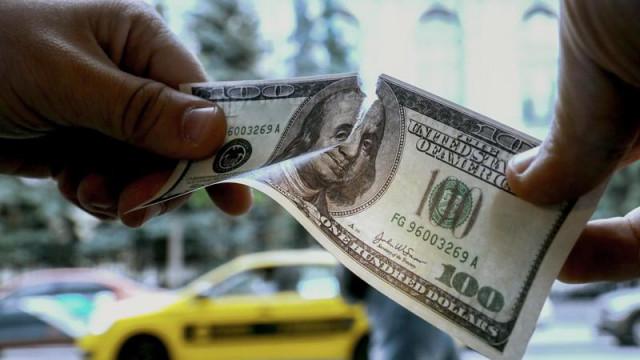 Der Dollar glaubte an seine Unsterblichkeit, aber er hat sich verrechnet...