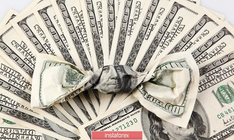 EUR/USD. «Розовые очки» долларовых быков: гринбек находится в режиме коррекции