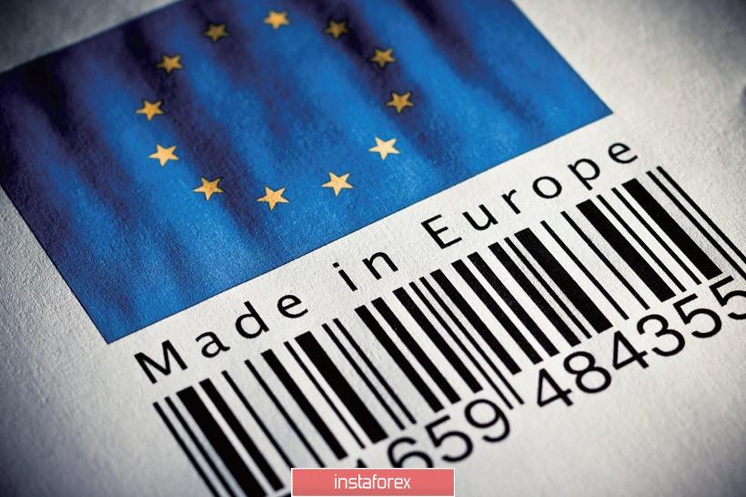 EUR/USD. Слабые данные PMI и страсти по Брекзиту: пара завершает неделю на минорной ноте