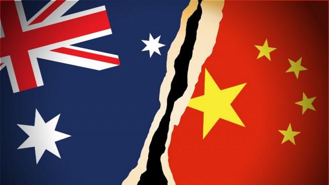 AUD / USD. Conflicto entre Australia y China sirve de ancla para el aussie