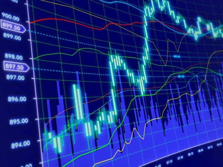На фондовых площадках Азии и Европы отмечается сокращение, а Америка бьет новые рекорды