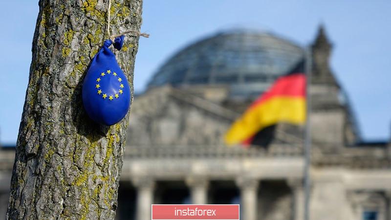 EURUSD: Евро снижается на фоне потери оптимизма участниками рынка после разочаровывающей статистики по еврозоне и Германии