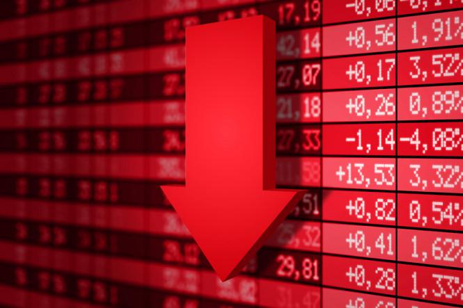 Негатив повсюду: фондовые индексы Европы и Азии стремительно сокращаются