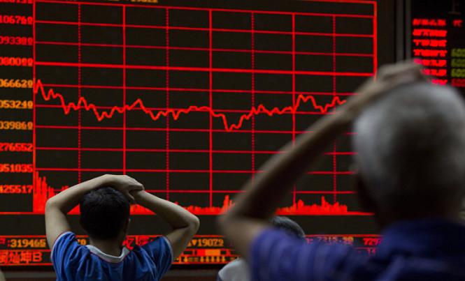analytics5f9829fb4d4a9 - На фондовых площадках Европы и Азии снова сплошной негатив